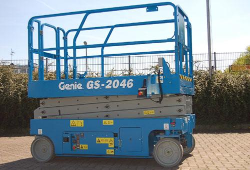 Ножничный подъёмник Genie GS 2046