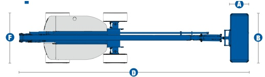 Коленчатый подъёмник Genie Z-80\60